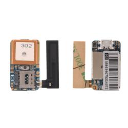 ZX302 Ultra Mini GSM GPS Tracker Locator Real Time Tracking Posi