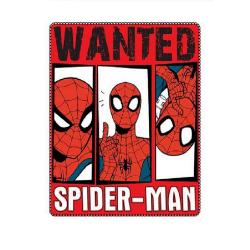 Fleecefilt Spindelmannen 120 x 140cm
