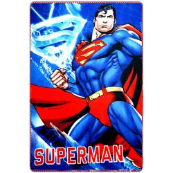 Fleecefilt Superman