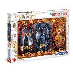 Harry Potter Super color pussel 104 bitar