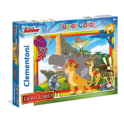 Maxi Kids SuperColor Pussel - Disney Lejonvakten 104 Bitar