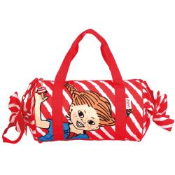 Pippi Långstrump Yummi rollerbag red