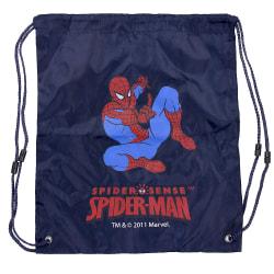 Spiderman Gymbag - Gymnastikpåse