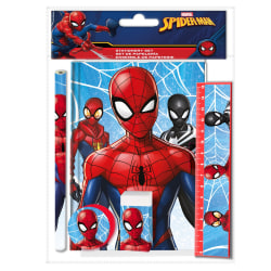 Spiderman Skolset 5 delar