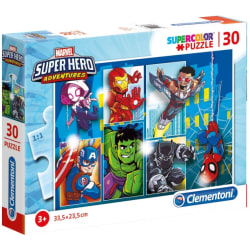 Super Hero Pussel Kids Special Collection 30 bitar