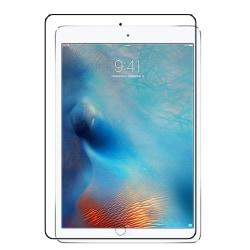 2-pack Apple iPad Pro 9,7 skärmskydd transparent putsduk Transparent