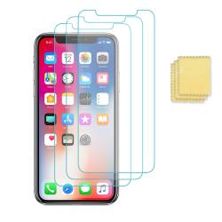 3-Pack iPhone 11/iPhone XR Skärmskydd Folie Transparent  Transparent
