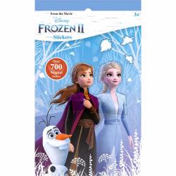 700st Frozen Frost 2 Anna Elsa Olof Stickers Set Klistermärken multifärg