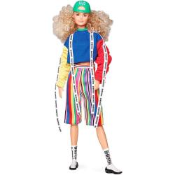 Barbie BMR1959 Fashion Doll With Curly Blonde Hair Docka 30cm multifärg