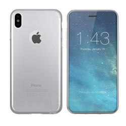 Colorfone Mjukt Exklusivt TPU Skal iPhone XR Transparent 1.2mm Transparent