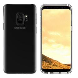 Colorfone Mjukt Exklusivt TPU Skal Samsung Galaxy S9 Transparent Transparent