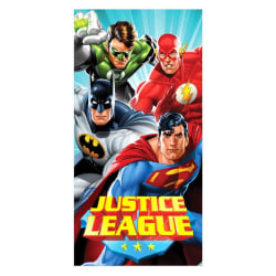 DC Batman Superman Flash Handduk Badlakan Snabbtorkande  multifärg