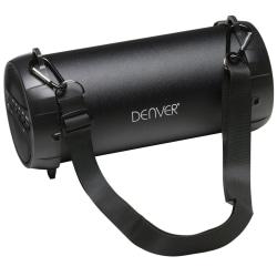 Denver BTS-53 Portabel Bluetooth Högtalare  Svart