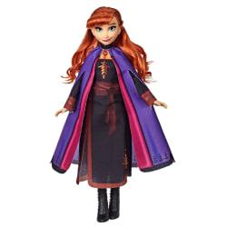 Disney Frozen Frost 2 Fashion Doll Anna Docka 30cm multifärg