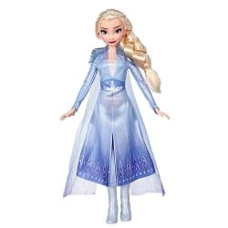 Disney Frozen Frost 2 Fashion Doll Elsa Docka 30cm multifärg