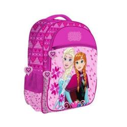 Disney Frozen Frost Elsa & Anna Skolväska Ryggsäck 44x33x15cm multifärg