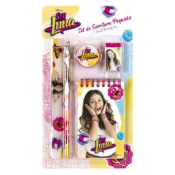 Disney Soy Luna 5-Pack Skolset Pennset  Gul