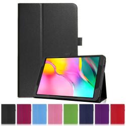 Flip & Stand Samsung Galaxy Tab A 10.1 2019 Smart Cover Fodral/S Svart