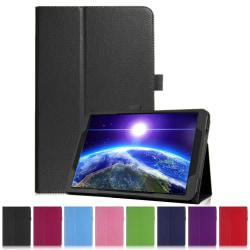 Flip & Stand Samsung Galaxy Tab A7 10.4 (T500) Smart Cover Fodra Lila