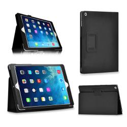 Flip & Stand Smart Ställ Fodral iPad 2/iPad 3/iPad 4 Cover Svart Svart