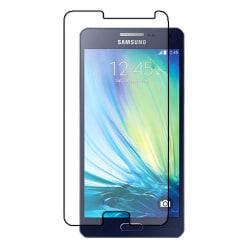 Härdat glas skärmskydd Samsung Galaxy A3 transparent Transparent