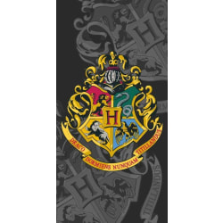Harry Potter Hogwarts Handduk Badlakan 100% Bomull multifärg