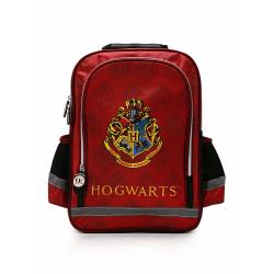 Harry Potter Hogwarts Skolväska Ryggsäck 42x30x15cm multifärg