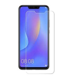 Huawei P Smart PLUS Härdat Glas Skärmskydd Retail Transparent