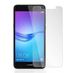 Huawei Y6 2017 Härdat Glas Skärmskydd Retail Förpackning Transparent