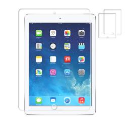 iPad Air folie Skärmskydd  Displayskydd 2st film Transparent