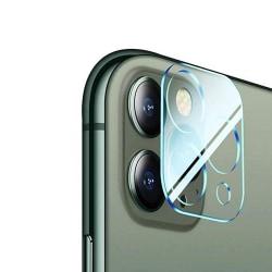 iPhone 12 Mini Heltäckande Härdat Glas Kameraskydd Skyddsglas Transparent