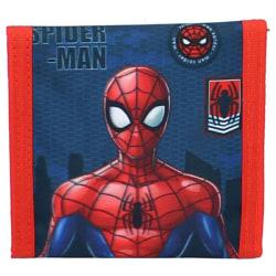 Marvel Spiderman Spindelmannen Plånbok 10x10cm multifärg one size