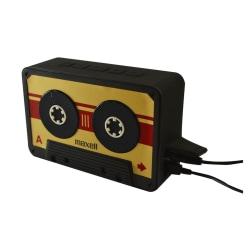 Maxell BT90  Retro Cassette Bluetooth v4.1 Speaker Guld/Svart Guld