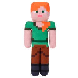 Minecraft Alex Cool Plysch Mjukisdjur Gosedjur 35cm multifärg