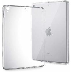 "Mjukt TPU Skal iPad 9.7 "" (2017/2018) Air/Air 2 Genomskinligt Co Transparent"