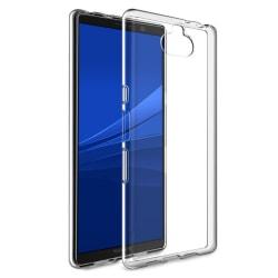 Mjukt TPU Skal Sony Xperia 10 Transparent Transparent