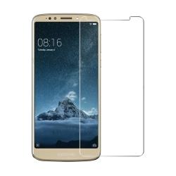 Motorola Moto E5 Plus Härdat Glas Skärmskydd Retail Transparent