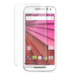 Motorola Moto G (3rd Gen)  Härdat Glas Skärmskydd Retail Transparent