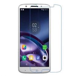 Motorola Moto G6 Plus Härdat Glas Skärmskydd Retail Transparent