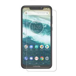 Motorola Moto G7 PLAY Härdat Glas Skärmskydd Retail Transparent