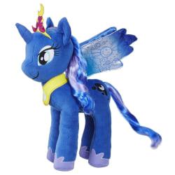 My Little Pony Princess Luna Unicorn Stort Gosedjur Mjukisdjur 3 Blå