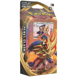 Pokemon - Sword & Shield 2 - Rebel Clash - Theme Deck  Zamazenta MultiColor