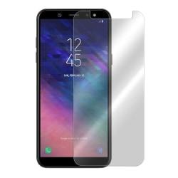 Samsung Galaxy A6+ (2018) Härdat Glas Skärmskydd Retail Transparent