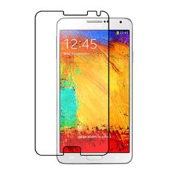 Samsung Galaxy Note 3 Härdat Glas Skärmskydd N9000 N9005 Display Transparent