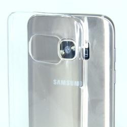 Snap-On Skal Samsung Galaxy S6 Tunn Genomskinligt Transparent
