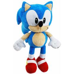Sonic The Hedgehog Gosedjur Plush Mjukisdjur 30cm multifärg