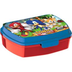 Sonic The Hedgehog Knuckles Och Tails Matlåda multifärg