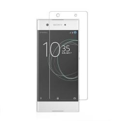 Sony Xperia XA1 Härdat Glas Skärmskydd Retail Förpackning Transparent