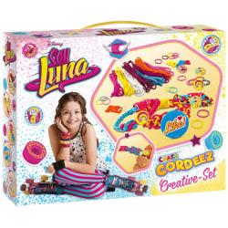 Soy Luna Cordeez Creative Jewellery Gör Dina Egna Smycken  Lila