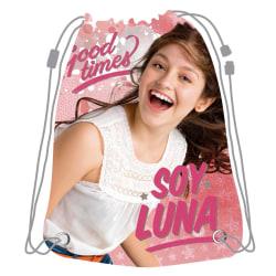Soy Luna Good Times Gympapåse Barnväska 44x33cm Pink one size